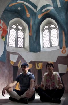 Kleine Kapelle der Probstei St. Gerold